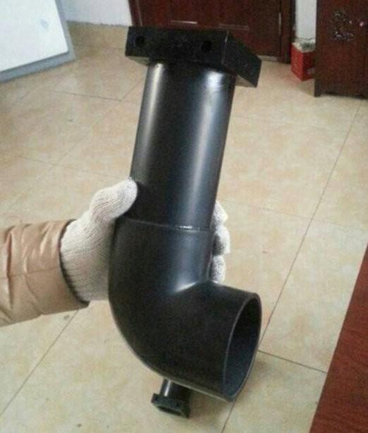 PVC异型管件